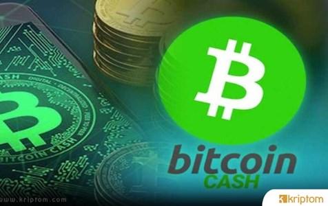 Bitcoin Cash İçin İyi Haberler Var Fakat…