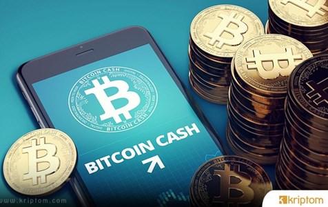 Bitcoin Cash Kilit Direnç Seviyelerini Aşabilecek mi?
