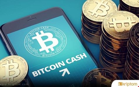 Bitcoin Cash Kırılma Noktasına Yaklaştı