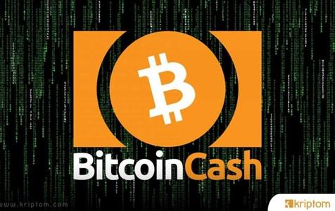 Bitcoin Cash'te Sert Direnç Yatırımcıyı Korkutuyor