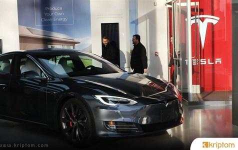 Bitcoin'den Daha İyi Performans Gösteren de Var: Tesla (TSLA) Hisse Senedi Yüzde 80'den Fazla Yükseldi