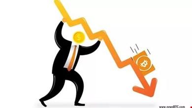 Bitcoin'in düşüş trendi hakkında