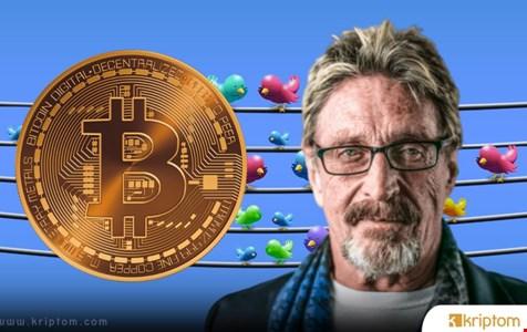 Bitcoin'e Shitcoin Diyen McAfee Ne Yapmaya Çalışıyor.