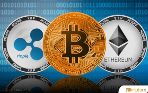 Bitcoin, Ethereum ve XRP  İçin Hangisi Olacak: Keskin Bir Düşüş mi Yoksa Çıkış mı?