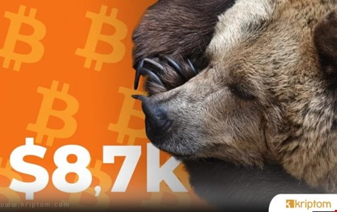 Bitcoin Fiyatı Ayı Trendinde Kaldı - BTC Sevgililer Gününden Önce 8.700 Dolara Yükselebilir mi?