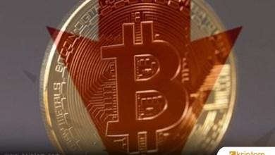 Bitcoin hızlıca düşüyor: Rekor çıkışından %40 düşüş yaşayarak 12.000$'a dayandı