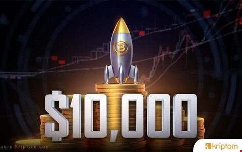 Bitcoin için 10.000$ yakın: Max Keiser