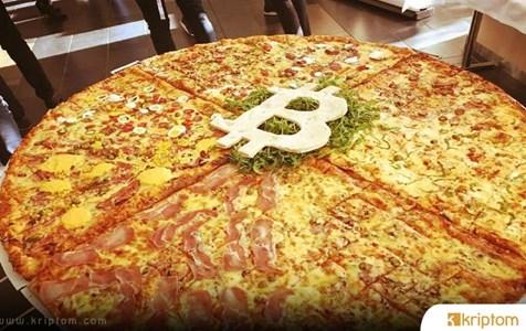 Bitcoin İle Alınan 2 Pizzanın Değeri Şu An 365 Milyon Dolar