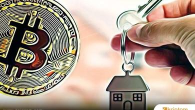 Bitcoin ile mülk sahibi olmak