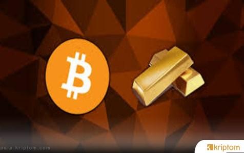 Bitcoin mi Altın mı? BTC'yi Öne Çıkaran Üç Neden