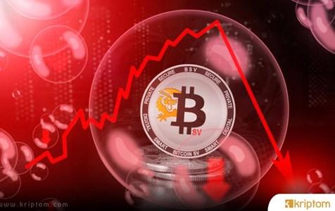 Bitcoin SV (BSV) Başarılı Hard Fork'a Rağmen Aylık Bir Dip Seviye Yaptı