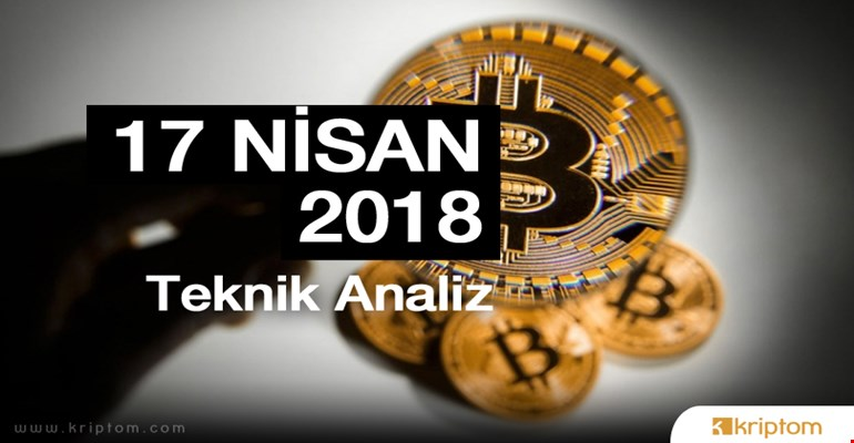 Bitcoin Teknik Analizi (17.04.2018 )