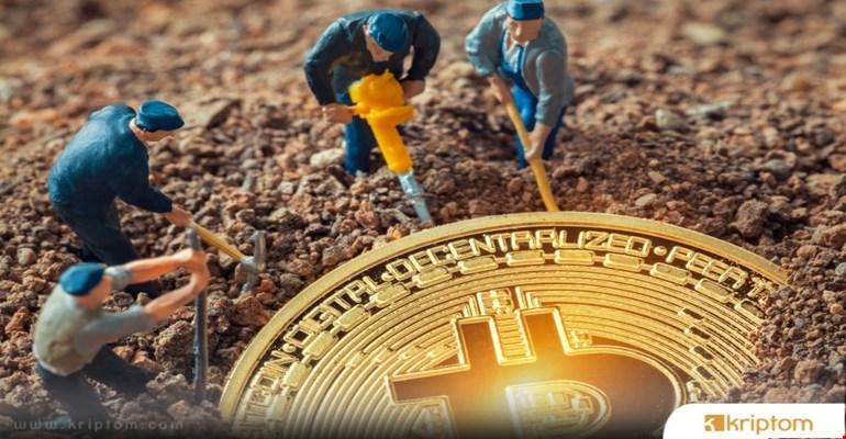 Bitcoin Zorluğundaki Düşüş Boğaya İşaret Ediyor
