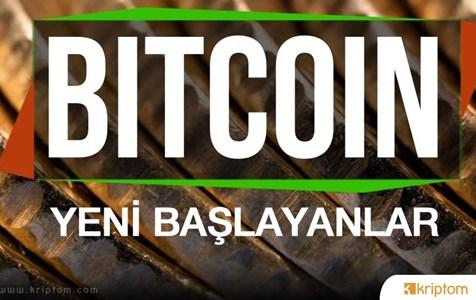 Bitcoin'e Yeni Başlayanlar