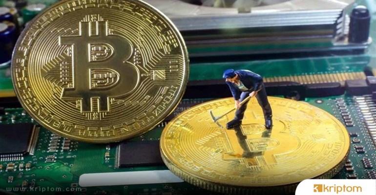Bitcoin'in (BTC) Madencilik Ödüllerindeki Payı Ethereum Öncesi (ETH) Seviyelerine Yakın