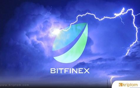 Bitfinex Lightning Network'te Para Yatırma ve Çekme İşlemlerini Destekliyor