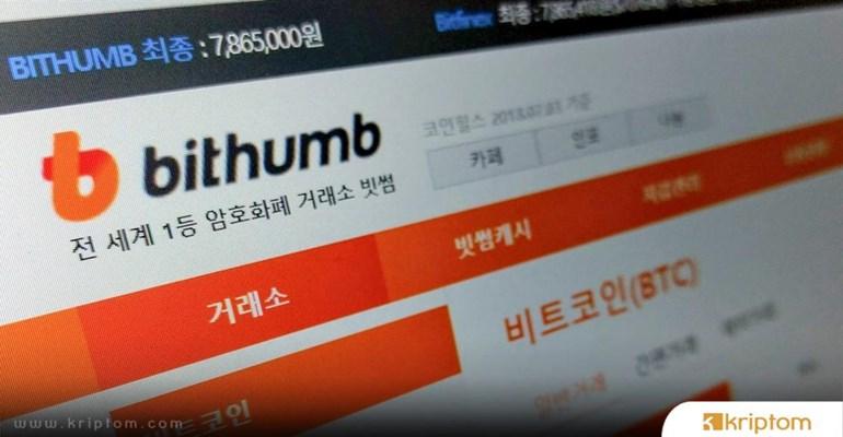 Bithumb, Blockchain Gelişimi İçin Yerel