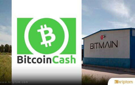 Bitmain 'Bitcoin Cash' çatallanması ile ilgili açıklama yaptı