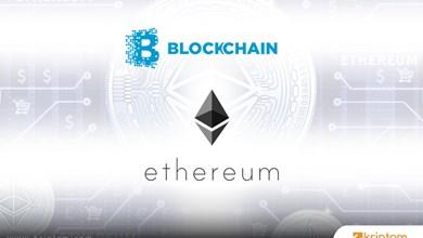 Blockchain cüzdanına Etherum desteği geldi!
