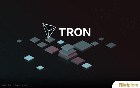 Blockchain Projesi Tron (TRX) Blok Yüksekliği 16 Milyonu Aştı