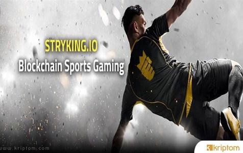 Blockchain Spor Oyun Platformu Stryking Tanıtım Bültenini Yayınladı