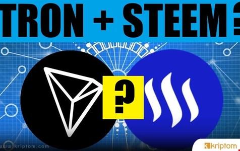 Blockchain Tabanlı Sosyal Medya Platformu Steemit, TRON Ekosistemine Katılıyor