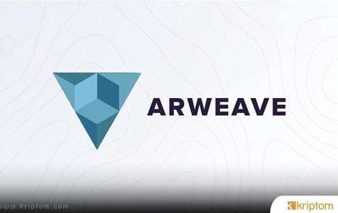Blockchain Tabanlı Veri Depolama Protokolü Arweave Büyümeyi Teşvik Etmek İçin 8.3 Milyon Dolar Fon Topladı
