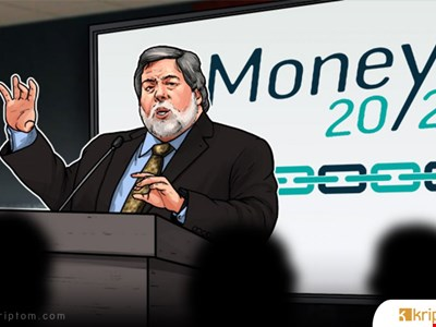 Blockchain Ve AI Money20/20 Sahnesinde