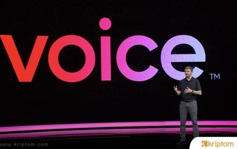 Block.one Voice'a 150 Milyon Dolar Yatırım Yapacak