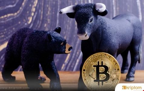 Boğa ve Ayı Mücadelesi: BTC'de Hangisi Galip gelecek?