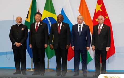 BRICS Ödemeleri Çözmek Amacıyla Kripto Para Birimi Geliştirmeyi Planlıyor