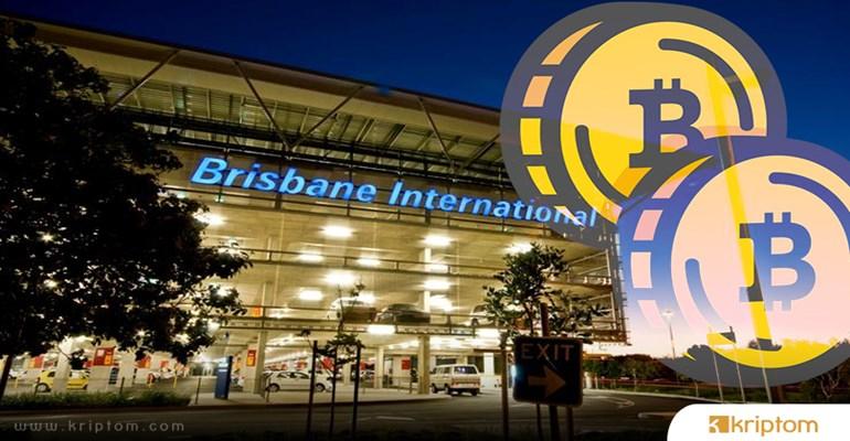 Brisbane'de dünyanın ilk kripto para hava limanı