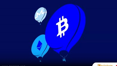 Bitcoin'de balon etkisi