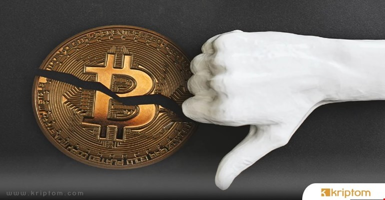 Bu Fraktal Bitcoin Fiyatının 6.200 Dolara Düşeceğini Gösteriyor