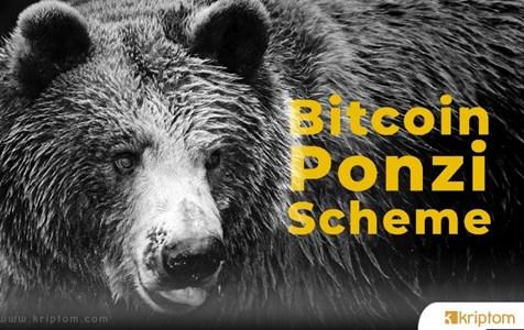 Bu Ponzi Planının Bitcoin Fiyatına Etki Ettiği Düşünülüyor