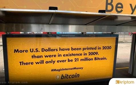 Bu Reklamlar Bitcoin Farkındalığı Yaratıyor
