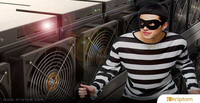 Bu Ülkede Bitcoin Madencilik Donanımı Hırsızların Hedefi Haline Geldi