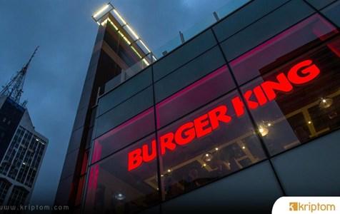 Burger King'den Dogecoin Hamlesi Geldi – Neler Olacak?