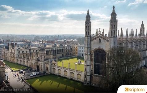Cambridge Üniversitesi Kripto Para Araştırma Sonuçları