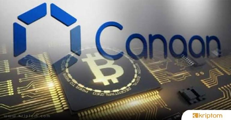 Canaan Inc.'den Dört Yüz Milyon Dolarlık IPO Başvurusu