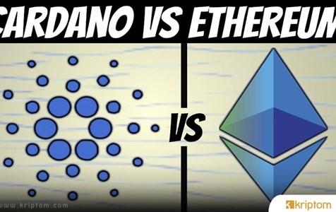 Cardano ve Ethereum En Büyük Kazananlar