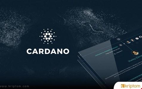 Cardano Yeni Seviyeleri Zorlama Çabasında