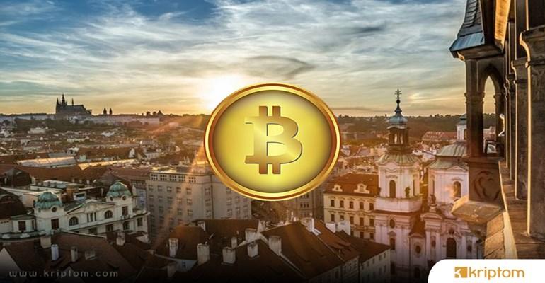 Çekler Bitcoin'i Euro'dan daha çok önemsiyor!