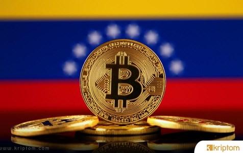 Chainalysis: Kripto Paralar Venezuela'nın Ekonomisinde Önemli Bir Rol Oynuyor
