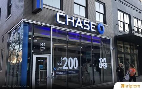 Chase Bank Aldığı Fazladan Ücretleri  İade Edecek