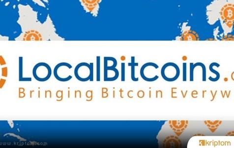 China LocalBitcoins'deki BTC Hacmi Son 2 Yılın En Düşük Seviyesinde