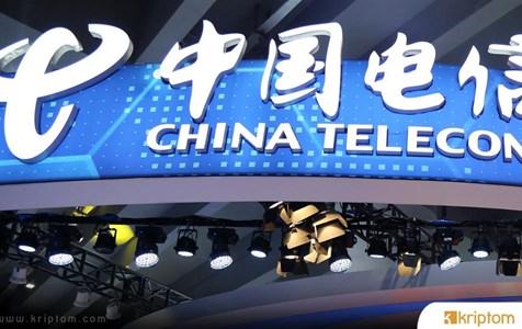 China Telecom: Blockchain 5G için Önemli Kullanım Durumlarına Sahip
