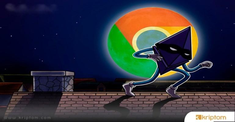 Chrome Tarayıcı Uzantısı Ethereum Cüzdan Verileri Çalmak için Kötü Amaçlı JavaScript Ekledi