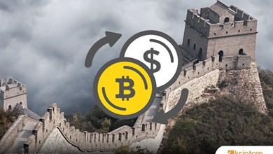 Çin Bitcoin Exchange'leri Yasaklamayacağını Duyurdu