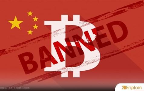 """Çin'deki Bitcoin Yasağı """"Başarı Metriği"""" Oldu"""